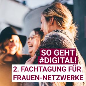 2. Fachtagung fuer Frauen-Netzwerke